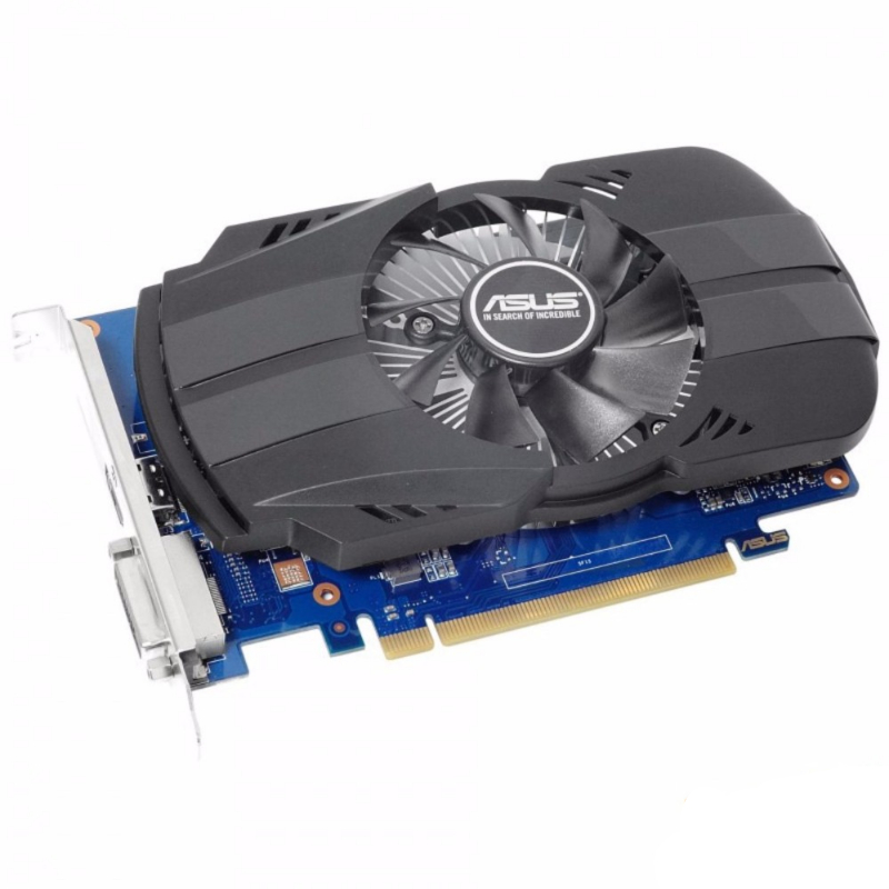 VGA Asus PH-GT1030-O2G (NVID IA Geforce/ 2Gb/ DDR5/ 64 Bits)