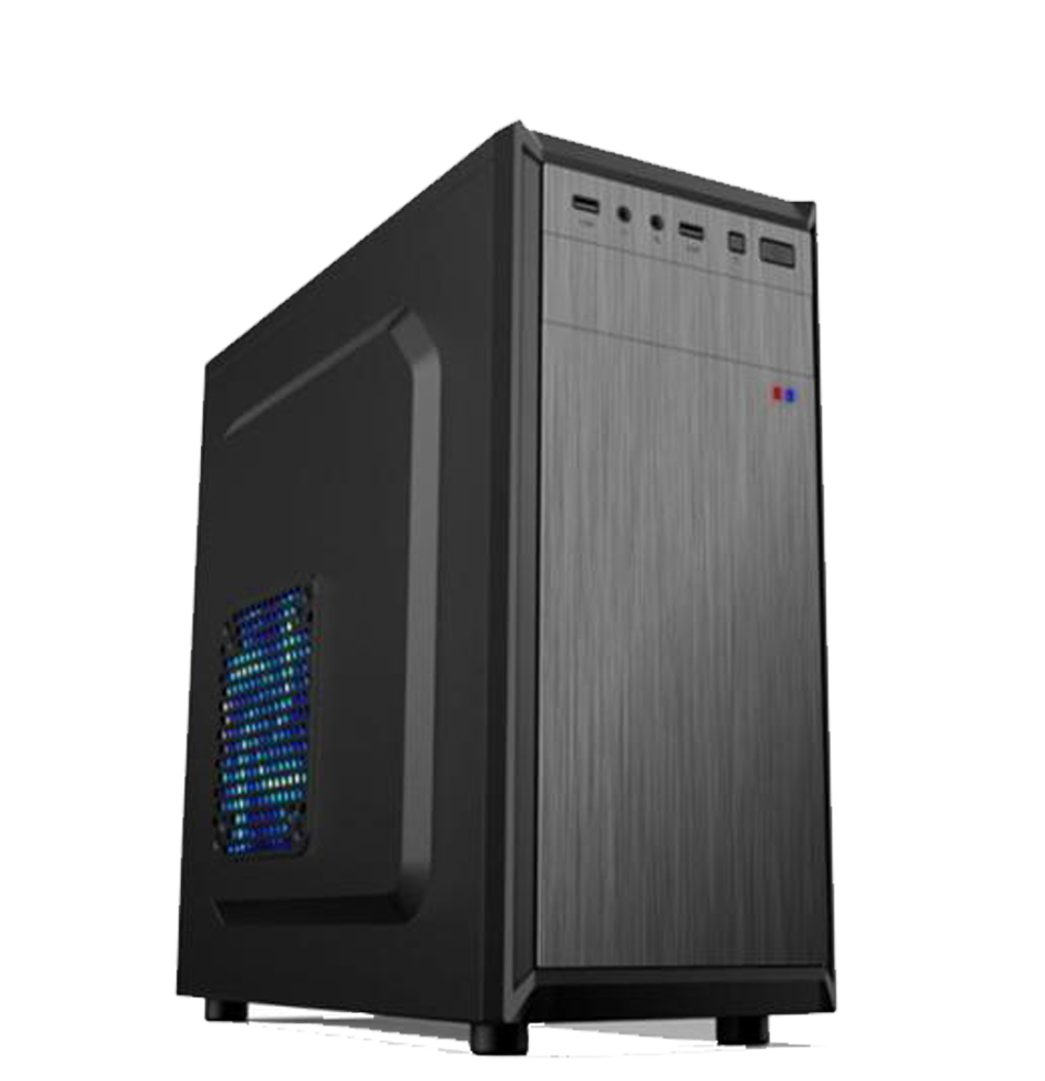 Case Main H110,Cpu COI3 6100,Ram 8g ,SSD 120G,Hdd 500g