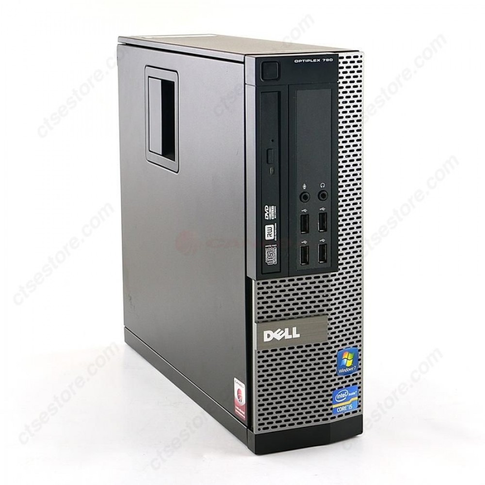 Case Dell 790,Cpu G630,Ram 4g,Hdd 250g