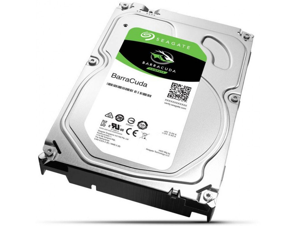 HDD Seagate 500GB 7200rpm, Sata3 16MB Cache