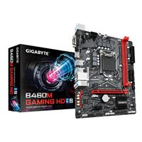 Main Gigabyte B460M-Gaming HD (Chipset Intel B460/ Socket LGA1200/ VGA onboard)