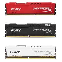 RAM Kingston HyperX Fury Red 4GB DDR3 Bus 1600Mhz